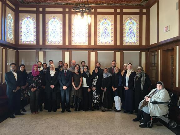 CAIR Training Participants