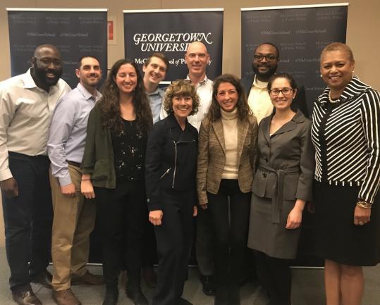 2018 Philanthropy Class