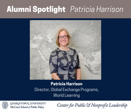 Patricia Harrison