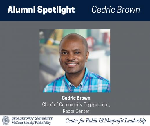 Cedric Brown