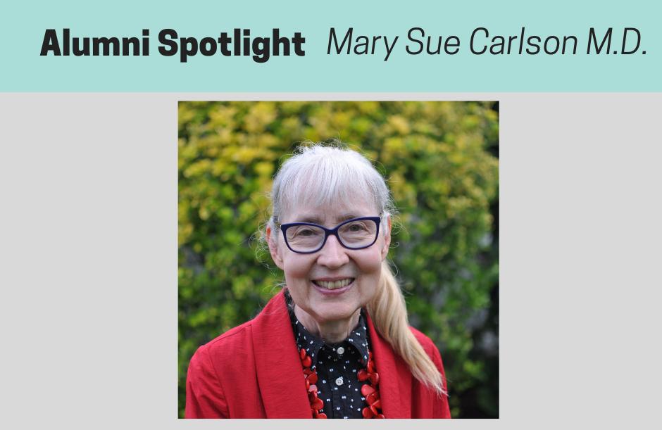 MarySueCarlson, NPMCert Alumni Spotlight