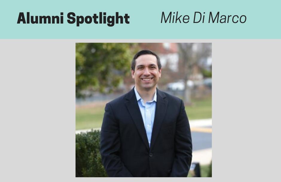 Mike Di Marco, NPMCert Alumni Spotlight