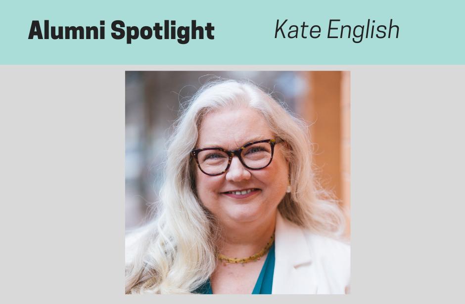Kate English, NPMCert Alumni Spotlight