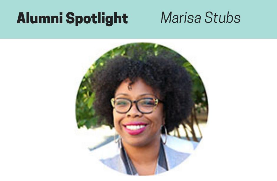 Marisa Stubbs NPMCert Alumni Spotlight